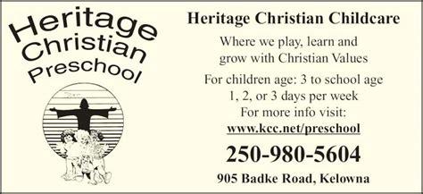 heritage christian preschool heritage christian preschool opening hours 905 badke 193