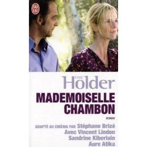 Mademoiselle Chambon Eric Holder Resume by Mademoiselle Chambon De Eric Holder