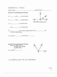 Student U0026 39 S Name Student U0026 39 S Name And Are Acute Angles