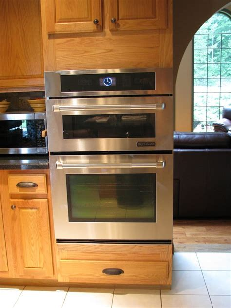 double wall oven   smaller oven