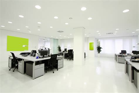 Contemporary And Efficient Office Design Inspirational