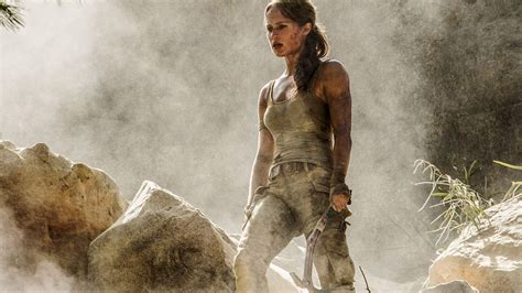 Second trailer for Tomb Raider movie expands on the plot
