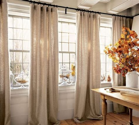 pottery barn outdoor curtains and rods 25 best ideas about pottery barn curtains on