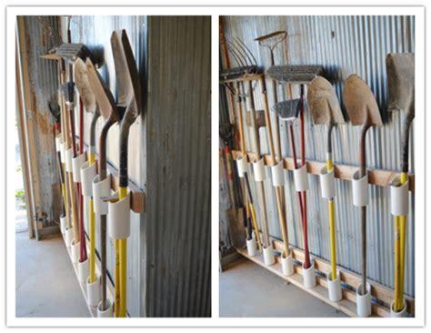 Organize Garden Tools