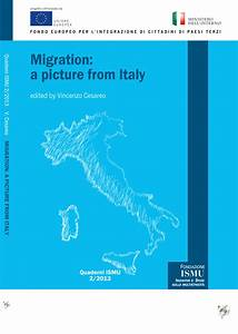 Pdf  Migration  A Picture From Italy