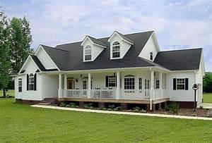 Farmhouse-style, Ranch