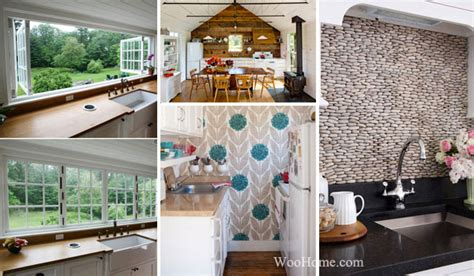 24 Must See Decor Ideas To Make Your Kitchen Wall Looks Bench Press Does Not Build A Bigger Chest High Kitchen Highest Table Set Red Cedar Wooden Outdoor Seat Ebb And Flow Benches Picnic Kit