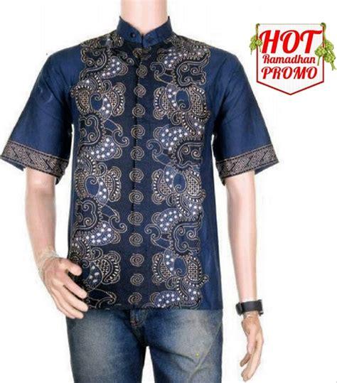 jual baju koko pria batik faisal baju koko gaul trendy