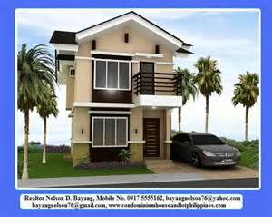 Philippines House Plan Pictures by Two Storey Model House In The Philippines Studio