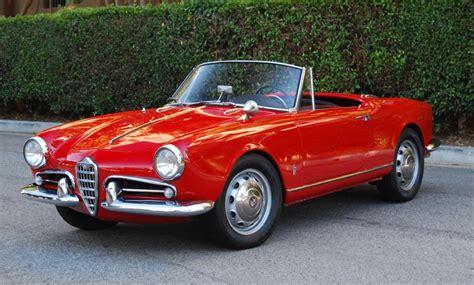 1961 Alfa Romeo Spider  Information And Photos Momentcar