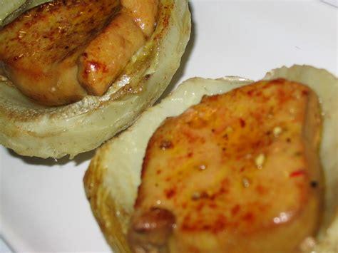 canap 233 s d artichaut au foie gras recette