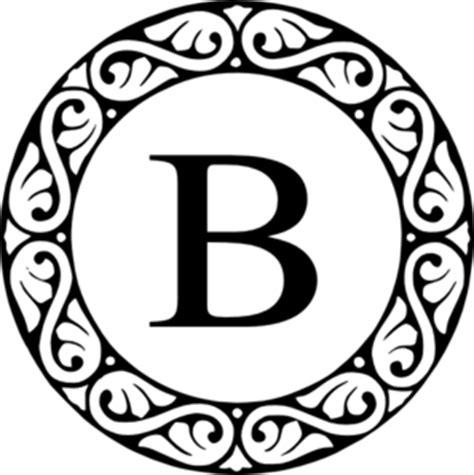 letter  monogram clip art  clkercom vector clip art  royalty  public domain