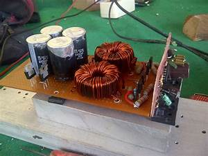 Audio Mobil Rakitan   Diy High Power Car Audio    Inverter