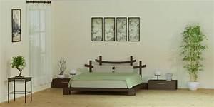 Deco Chambre Zen : 40 stupende camere da letto con design zen asiatico ~ Melissatoandfro.com Idées de Décoration