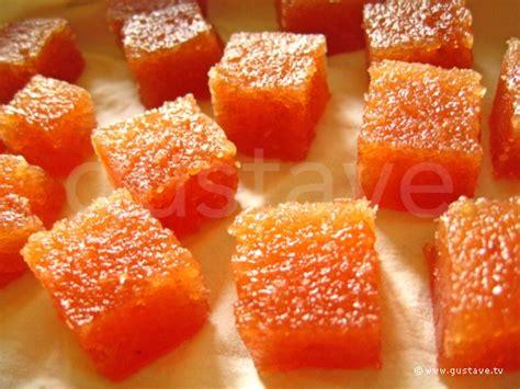 pate de fruit de coing p 226 te de coing la recette gustave