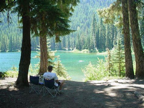 Archival: Cooper Lake, Kittitas County WA | Pacific ...