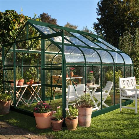serre de jardin supreme verre tremp 233 8 1 m 178 halls plantes et jardins