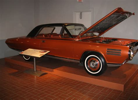 Turbine Chrysler by The Chrysler Turbine Car Started Out As A Ford