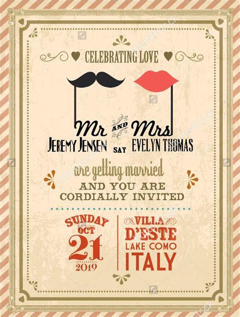 38+ Simple Wedding Invitation Templates PSD AI Word