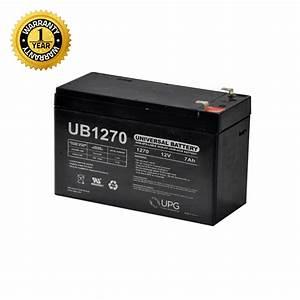 Batterie 12 Volts : 7 ah 12 volt agm mobility scooter battery monster ~ Farleysfitness.com Idées de Décoration