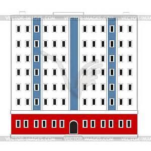 Hochhaus Vektorclipart
