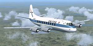 File Folder Vickers Viscount For Fsx