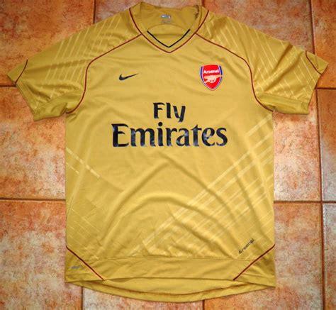 Arsenal Training/Leisure football shirt 2007 - 2008.