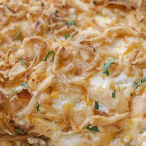cheesy tater tot casserole recipe video lil luna
