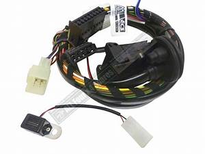 Milford Towbar Wiring Harness Ford Territory 2004 On