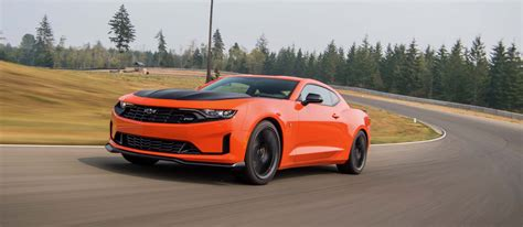 2019 Chevrolet Camaro Turbo 1le First Drive Review
