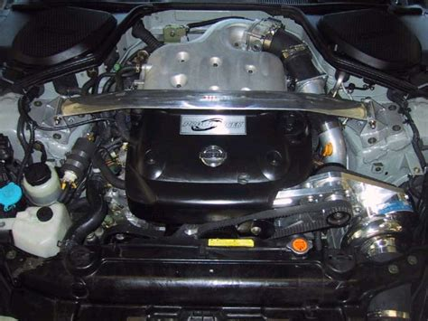 03 350z Horsepower by Procharger High Output Intercooled Tuner Kit Supercharger