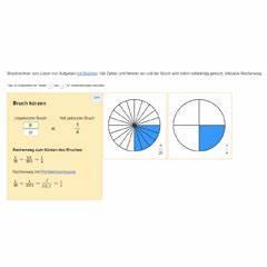 Brüche Online Berechnen : liste aller mathe lernprogramme matheretter ~ Themetempest.com Abrechnung