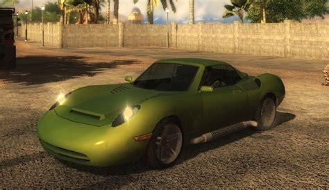 Ginetta G33 In Just Cause 2