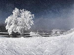 Snow Storm Wallpapers