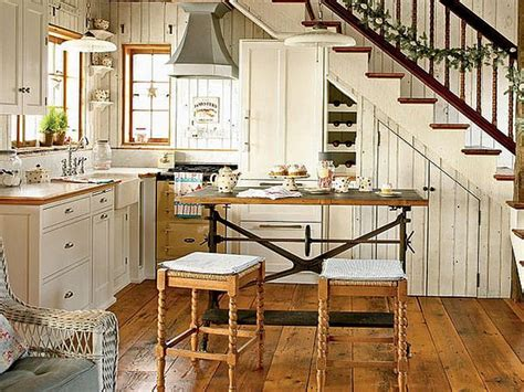 cabin style kitchen cabinets small country cottage kitchen ideas small condo kitchens