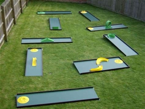61 Best Images About Front Yard Mini Golf On Pinterest