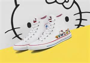 kitty converse collection release info sneakernewscom