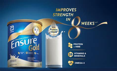 Ensure Gold Wheat Flavor 850g