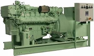 Man Marine Diesel Engine D2840 Le301 D2842 Le301  Factory