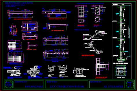 Rcc Construction Detail DWG Detail for AutoCAD ? Designs CAD