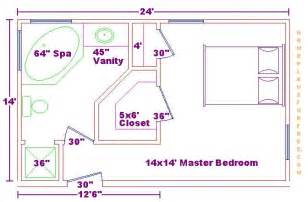 master bedroom floor plan designs foundation dezin decor bathroom plans views