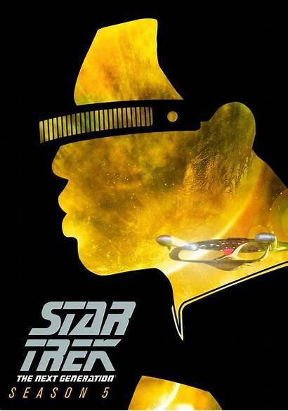 Trek Generation Star Season Dvd Tng Tv