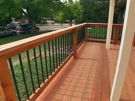 25 best ideas about deck railing design on