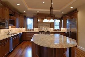 Küche Arbeitsplatte Granit : granitarbeitsplatten f r k chen ag natursteinwerke ~ Markanthonyermac.com Haus und Dekorationen