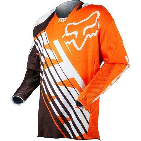 fox motocross sweatshirts apparel fox racing off road jerseys men 360 ktm orange jpg