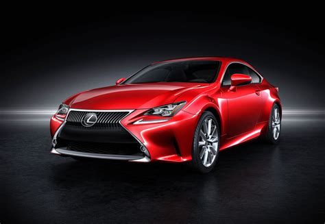 2015 lexus rc 350 coupe front photo infrared exterior