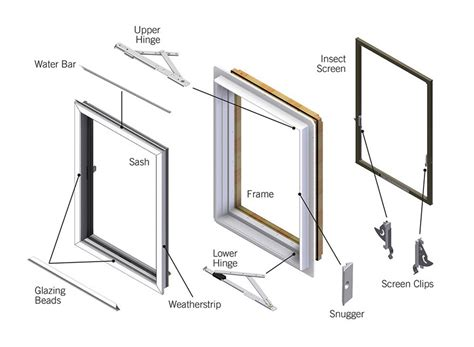 andersen perma shield casement window replacement parts