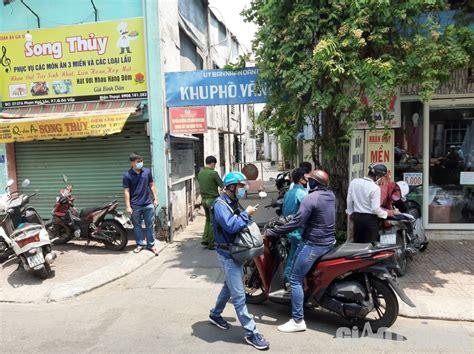 Việt nam ghi nhận 4 bệnh nhân nhiễm biến chủng ncov lai. Cách ly 6 hộ dân trong hẻm ở TP.HCM vì nghi có người nhiễm ...