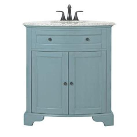 home decorators collection hamitlon 31 in w corner vanity