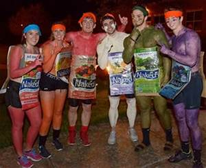 Nearly Naked Mile collects clothing for charity - News ...